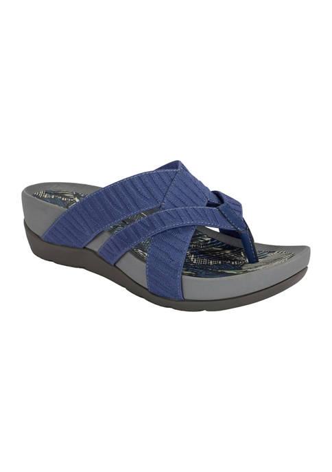 BareTraps Agatha Slide Sandals