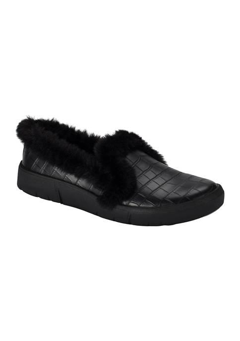 BareTraps Bunny Casual Slip On Sneakers