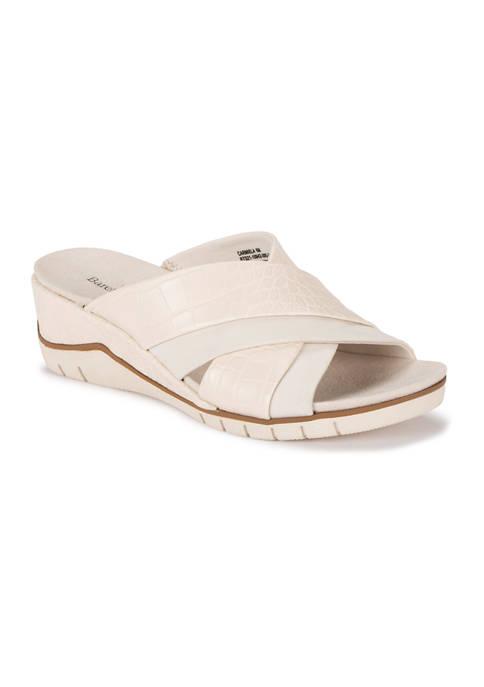 BareTraps Carmiela Wedge Slide Sandals