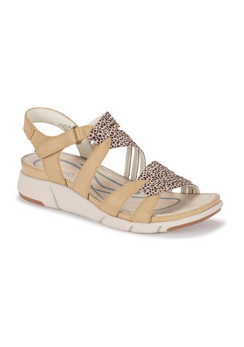 BareTraps Nylah Wedge Sandals