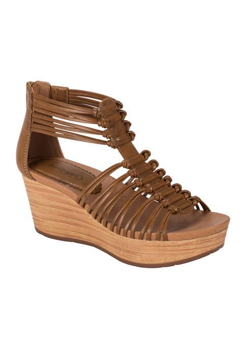 BareTraps Maelei Wedge Sandals