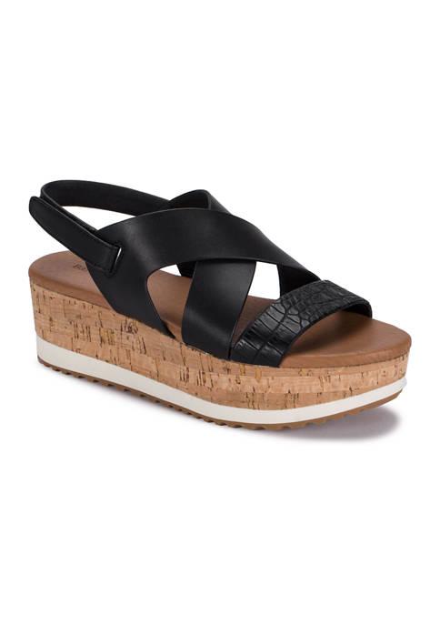 BareTraps Winta Platform Sandals