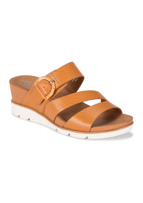 BareTraps Laralee Posture Plus Wedge Sandals