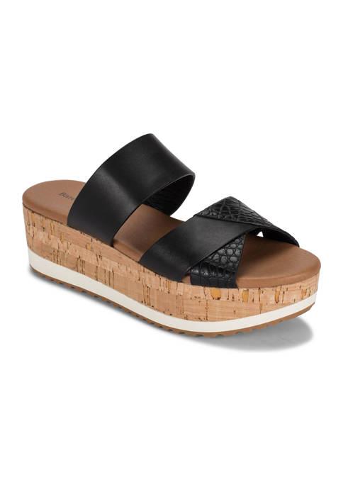 BareTraps Whitlie Platform Sandals
