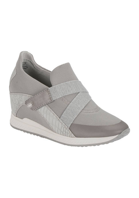 BareTraps Johanna Casual Wedge Sneakers