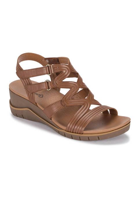 BareTraps Callin Wedge Sandals