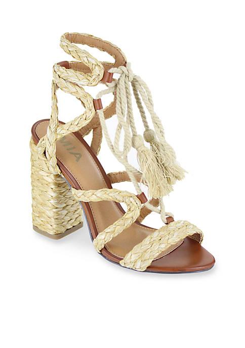 Gigi Tie Sandal
