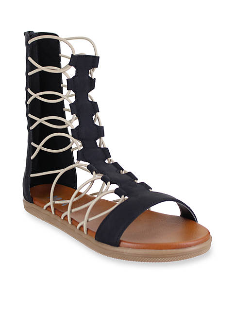 MIA Elly Gladiator Sandals