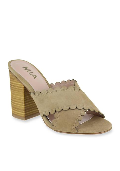 Rosalyn Cross Strap Sandal