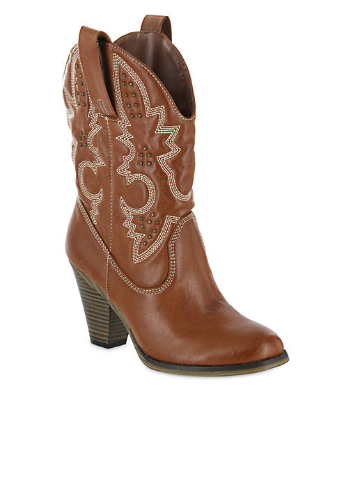 Remi Western Boots