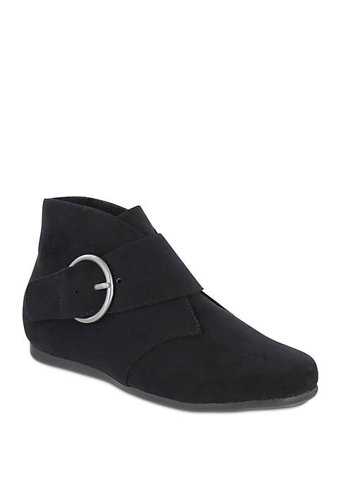 Clarissa Side Buckle Ankle Boot