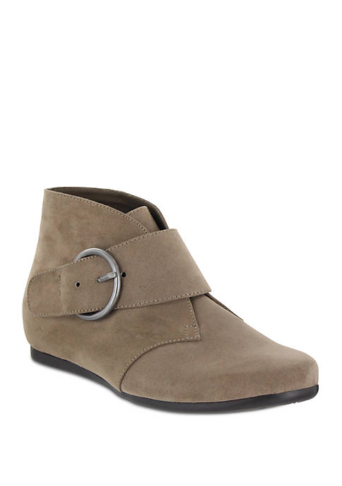 MIA Amore Clarissa Side Buckle Ankle Boot