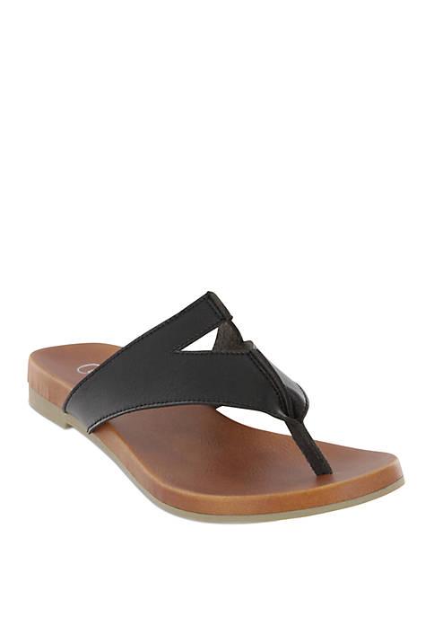 MIA Amore Patriciaa Thong Sandals