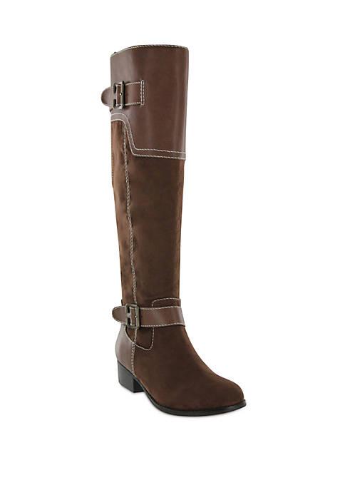 Linn Boots - Wide Width