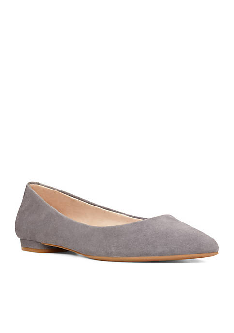 Onlee Pointed Toe Flat