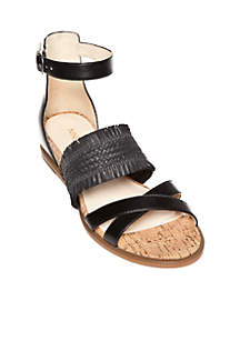 Vernell Fray Sandal - Available in Extended Sizes