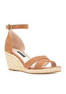 Jeranna Wedge Sandals