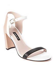 Nemble Colorblock Sandal