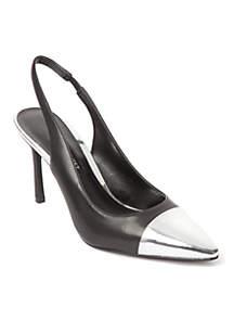Exuberate Captoe Sling Shoe