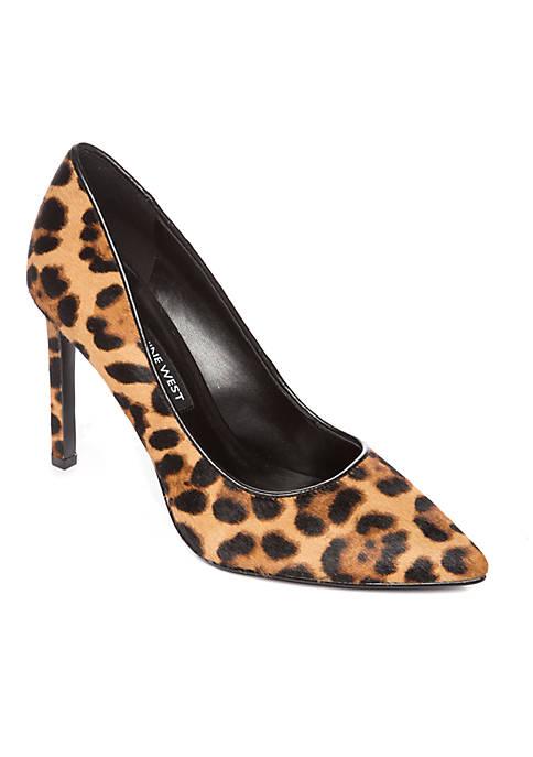 Tatiana Animal Print Heels