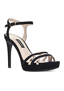 Quicklime Strappy Sandal