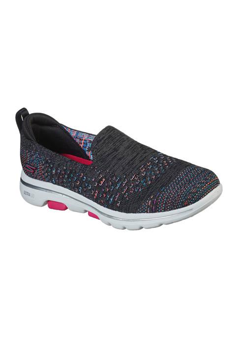 Skechers Womens Go Walk 5 Mirage Sneakers