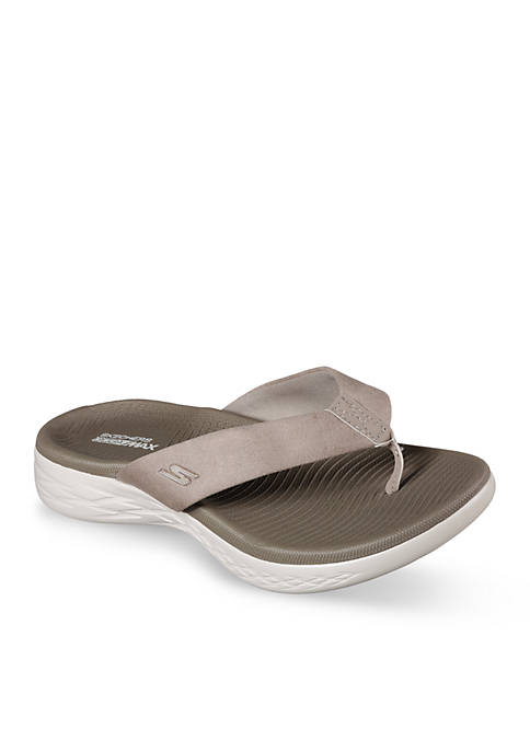 Skechers On The Go 600 Polished Sandals