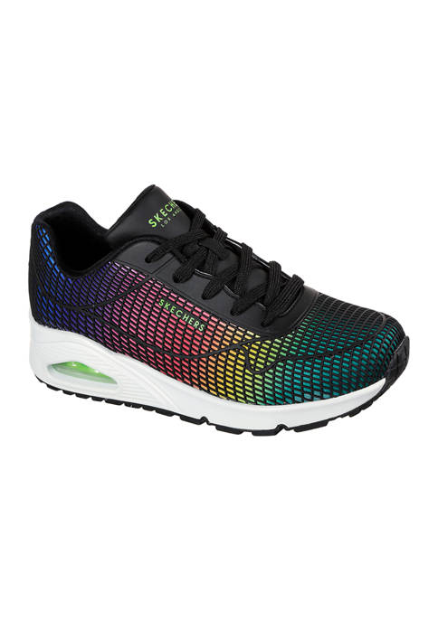 Womens Uno Eye Catching Sneakers