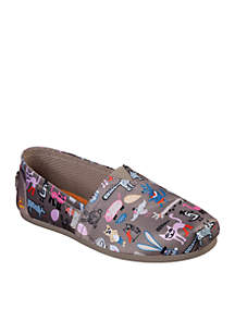 Plush Cute Critters Slip-On Shoes