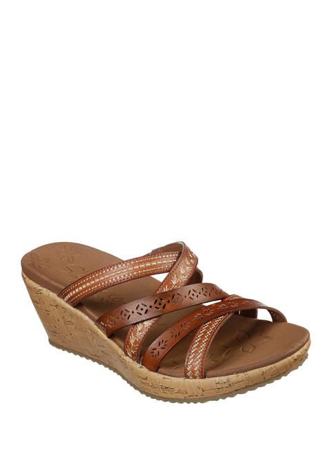 Skechers Beverlee Tiger Posse Sandals