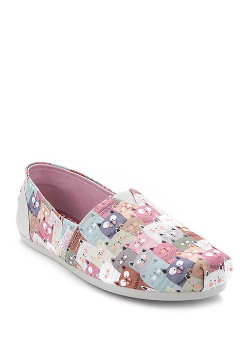 BOBS from Skechers Kitty Jam Flats
