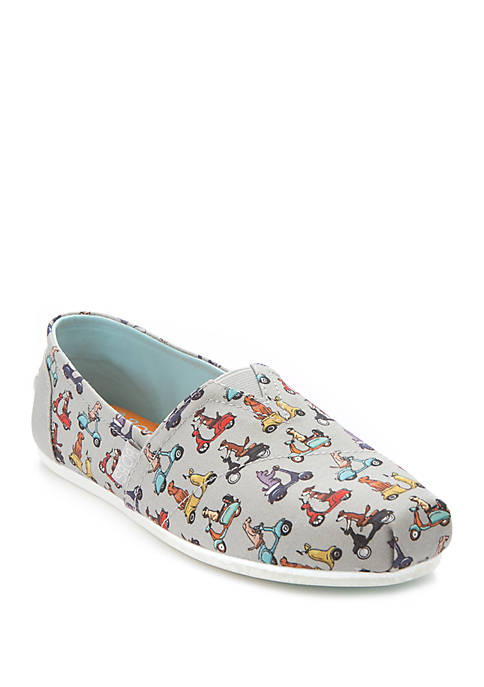BOBS from Skechers Plush Pup Patrol Flats