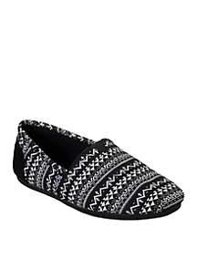 432c286323ee ... BOBS from Skechers Plush Boho Winter Slip-On Shoes