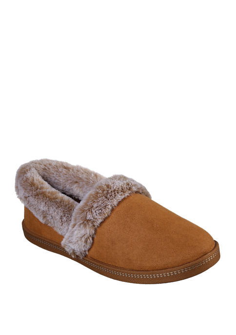 BOBS from Skechers Cozy Campfire Team Toasty Slippers