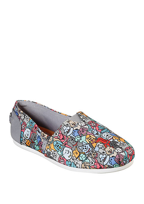 BOBS from Skechers Woof Party Alpargata Flats