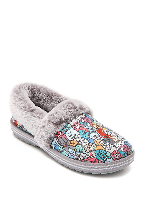 Too Cozy Pooch Parade Slippers