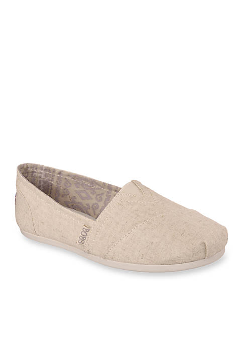 BOBS from Skechers BOBS Plush Best Wishes Linen