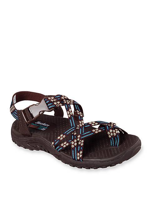 79eb5b2f1821a6 Skechers Reggae Loopy Comfort Sandal