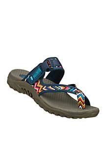 Reggae Zig Swag Comfort Sandal