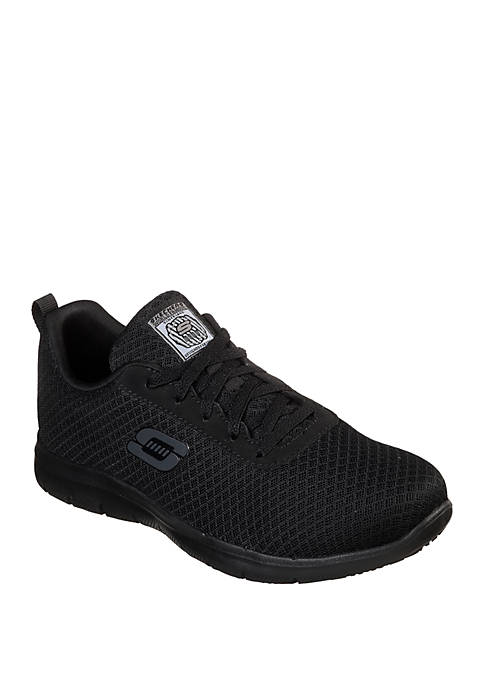 Skechers Work Relaxed Fit® Ghenter Bronaugh SR Shoe