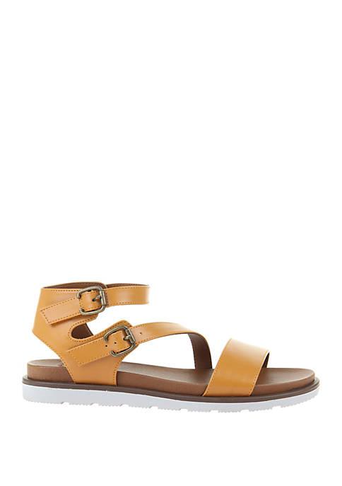 As If Flat Sandal
