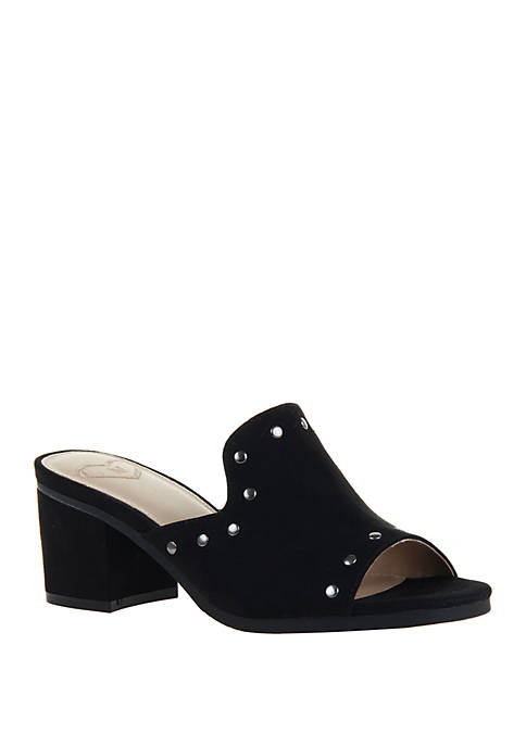MADELINE Bossy Heeled Sandal