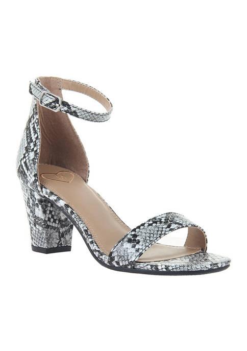 MADELINE Carpe Diem Heeled Sandals