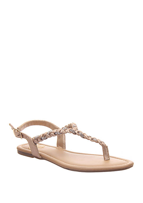 Charge Flat Sandals