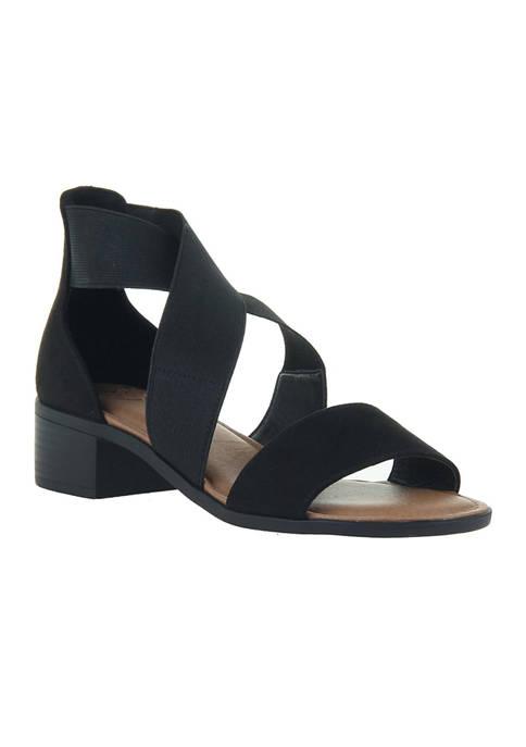 MADELINE Folklore Heeled Sandals