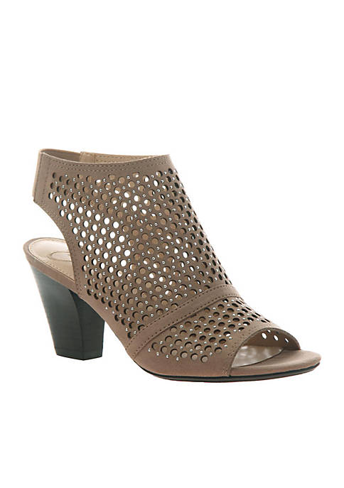 MADELINE Get Real Perforated Shooties
