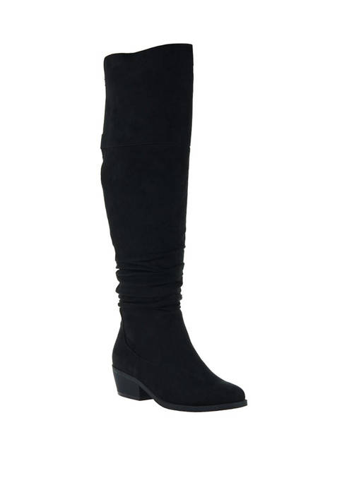 Tall Story Over the Knee Boots