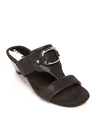 Anne Klein Teela Promo Slide Sandal tull9mUoB