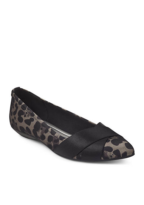 Anne Klein Oalise Pointed Toe Flats