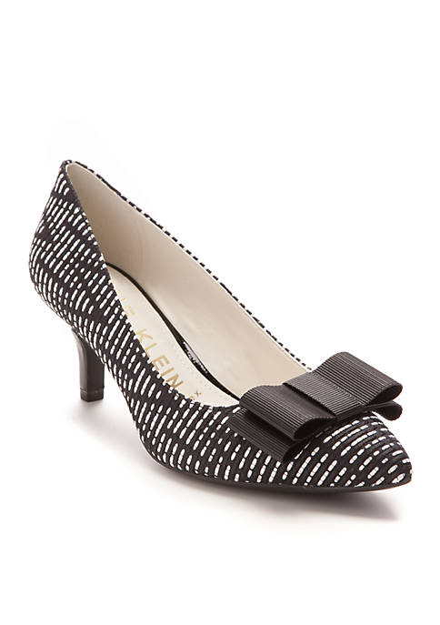 Anne Klein Fia Bow Pumps